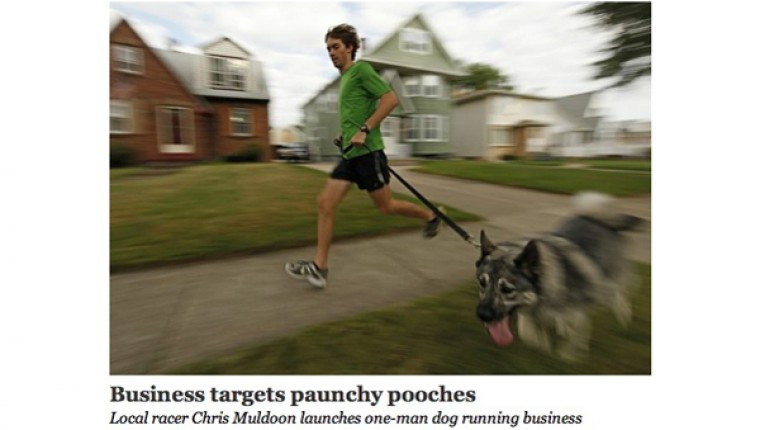 Dash Dog Running in the news