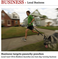Business targets paunchy pooches